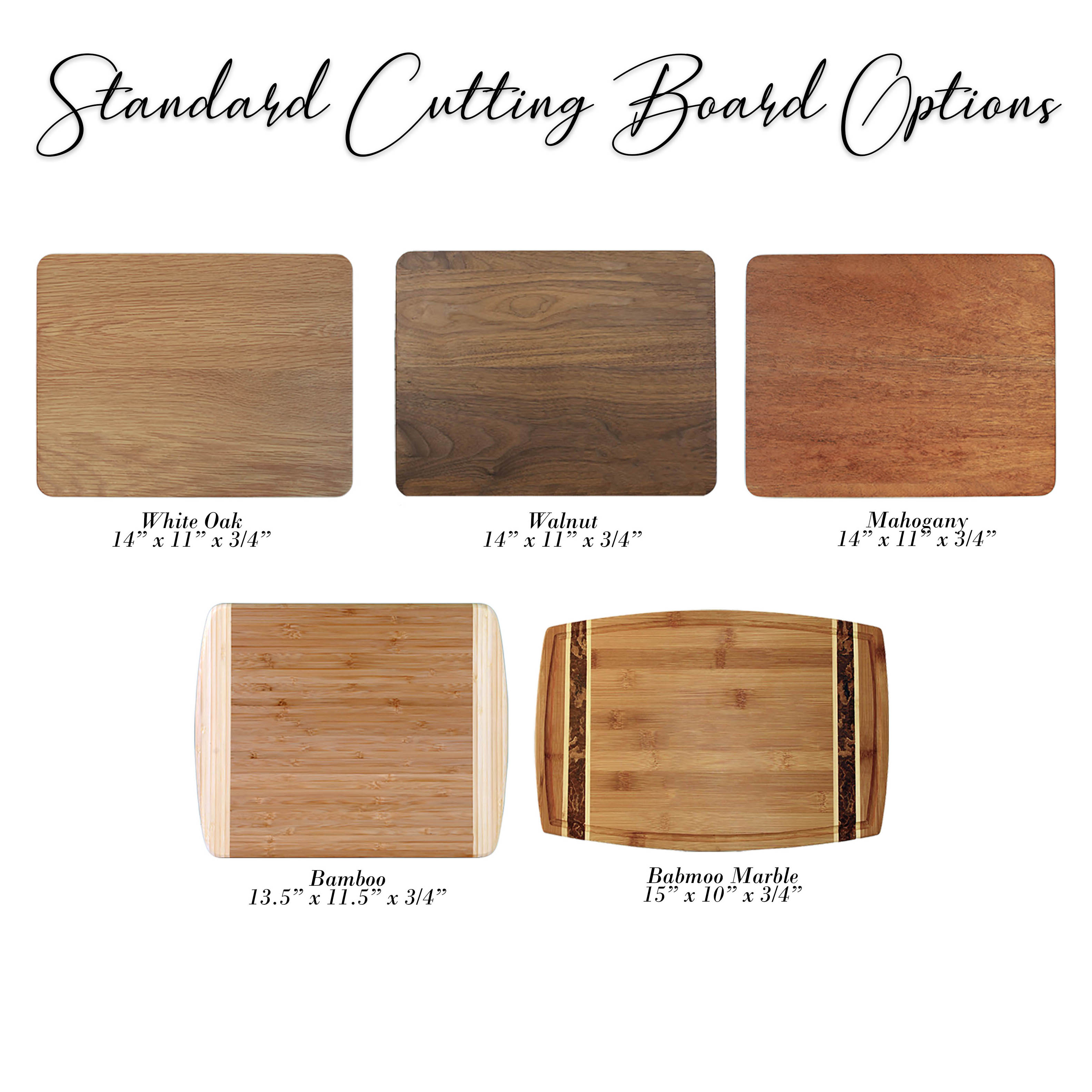 Young Personalized Cutting Boards Etchey